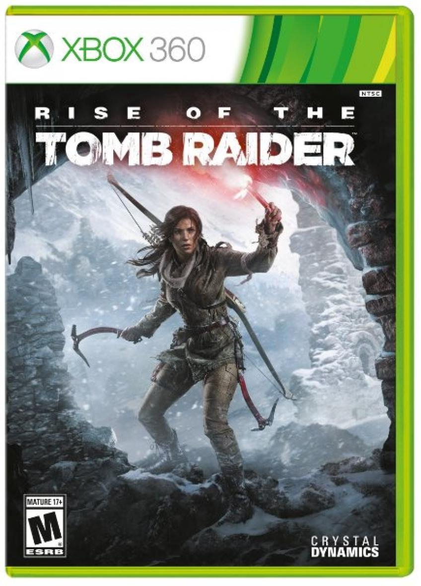 [XBOX360] Rise of the Tomb Raider