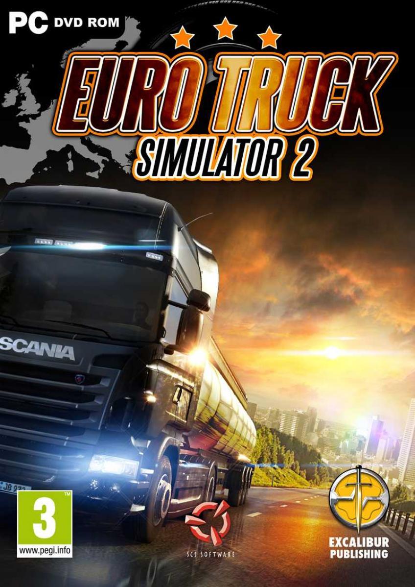 Euro Truck Simulator 2 v1.21.1.2s