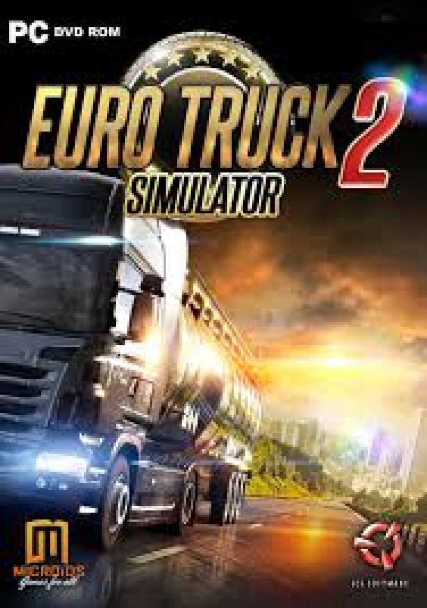 Euro Truck Simulator 2 v1.22.1.1s
