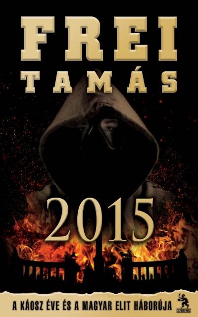 Frei Tamás - 2015