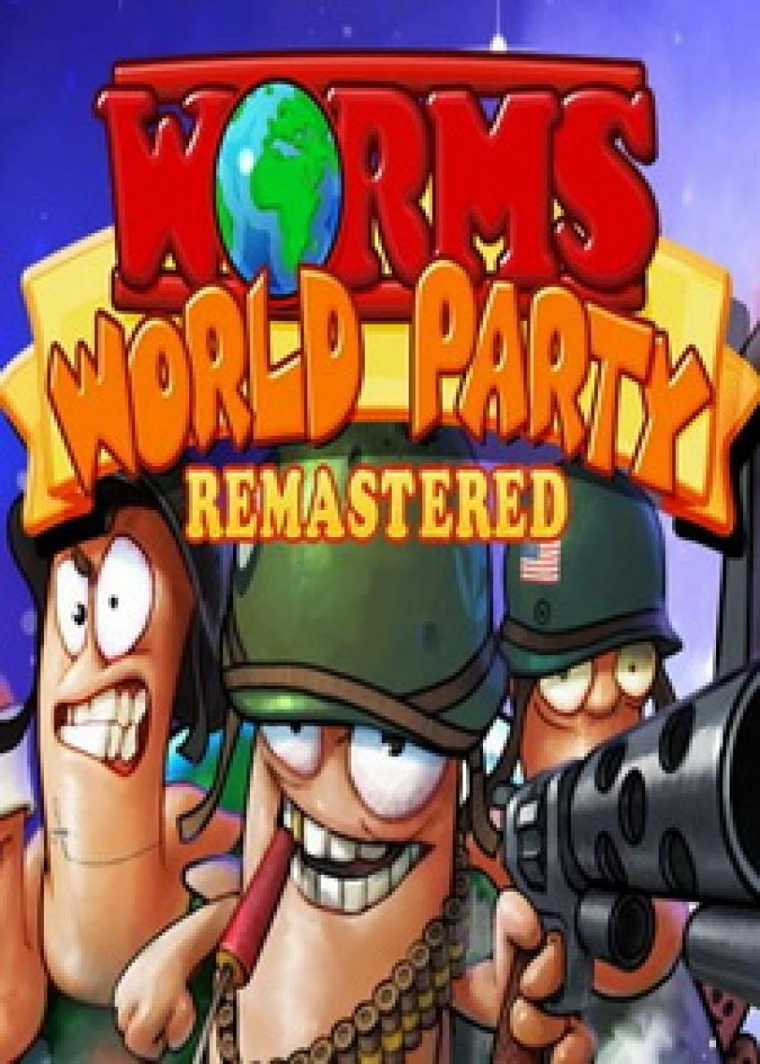 Worms World Party Remastered GoG