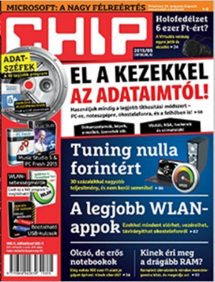 CHIP Magazin 2015 - 05.