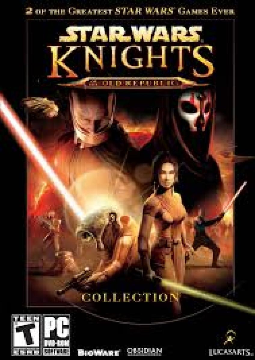 Star Wars - Knights of the Old Republic GoG