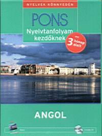 Pons Nyelvtanfolyam kezdőknek - Angol