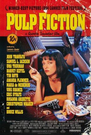 Ponyvaregény - Pulp Fiction