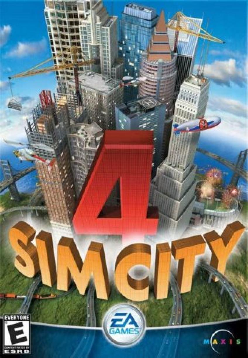 SimCity 4 Deluxe Edition GoG