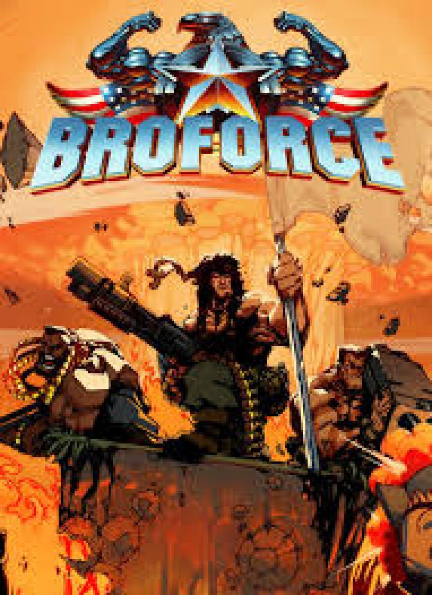 Broforce-PLAZA