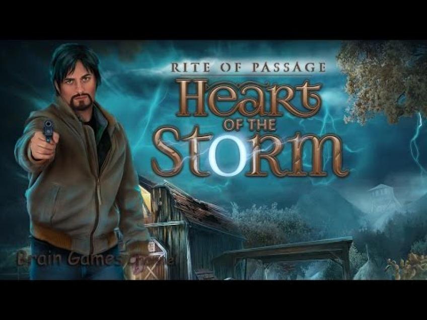 Rite of Passage - Heart of the Storm - Collector's Edition