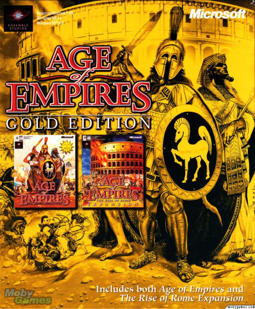 Age Of Empires 1 - Gold Edition
