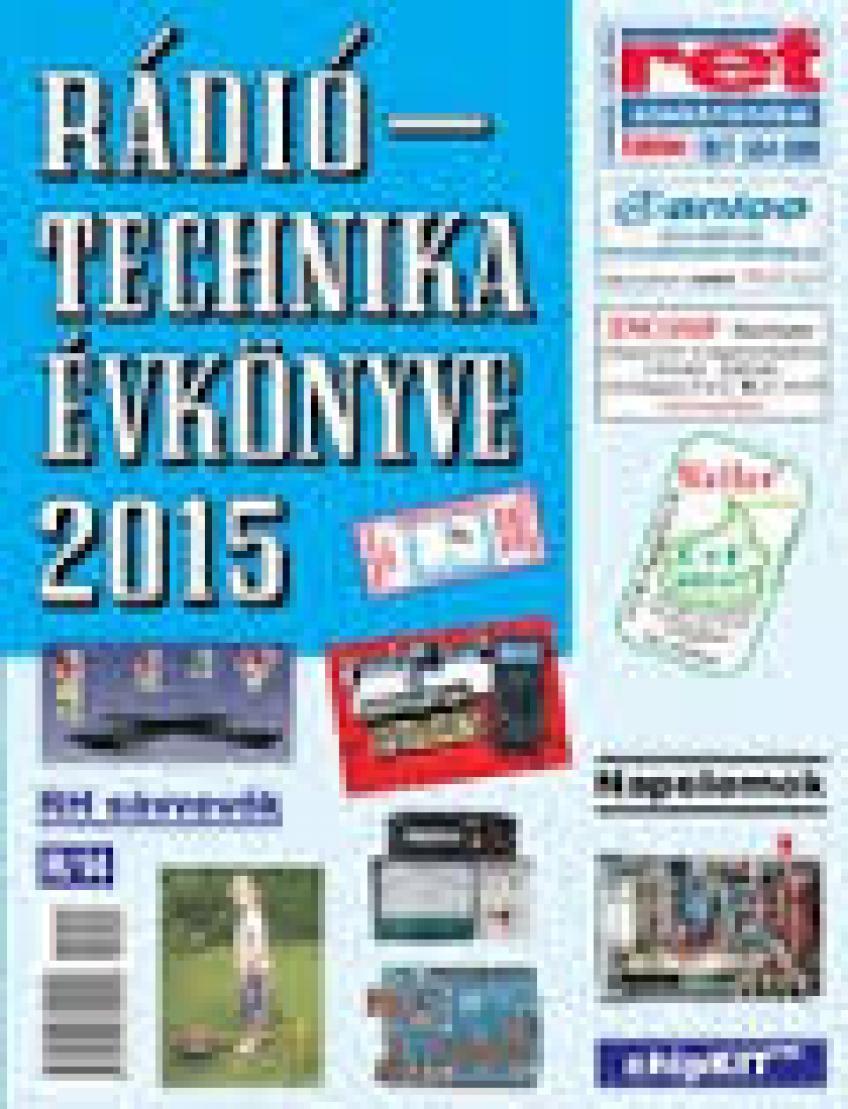 Rádiótechnika Évkönyve 2015