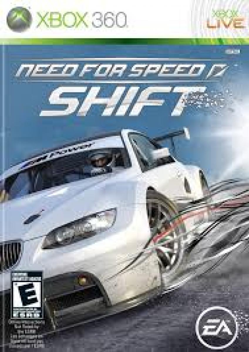 [XBOX360] Need for Speed Shift HUN
