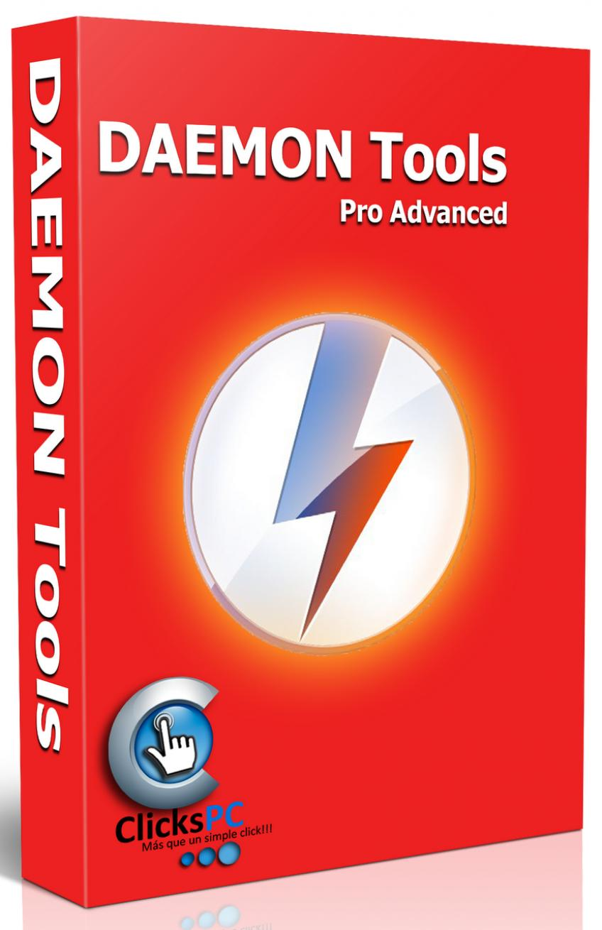 Daemon Tools Pro Advanced v6.1.0.0484 HUN
