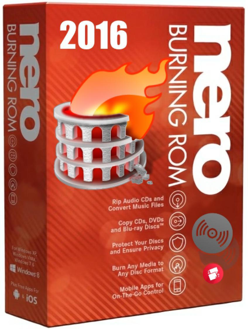 Nero Burning ROM 2016 v17.0.5000 HUN
