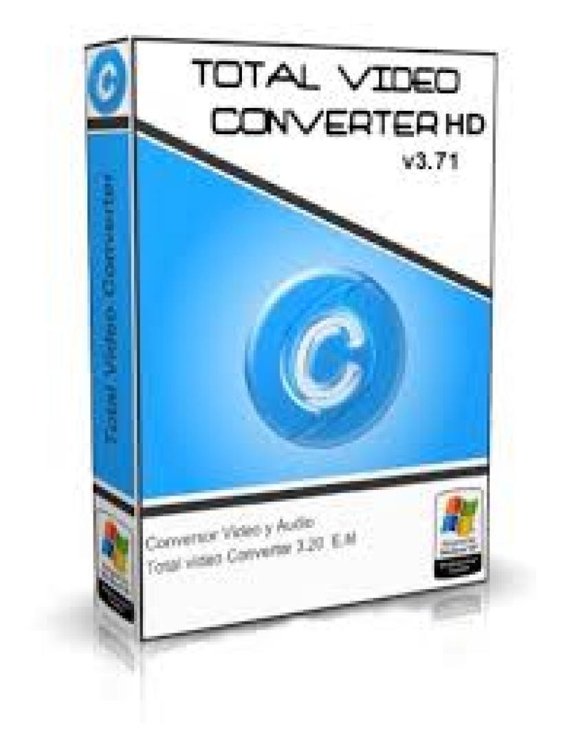 Total Video Converter HD 3.71.100812