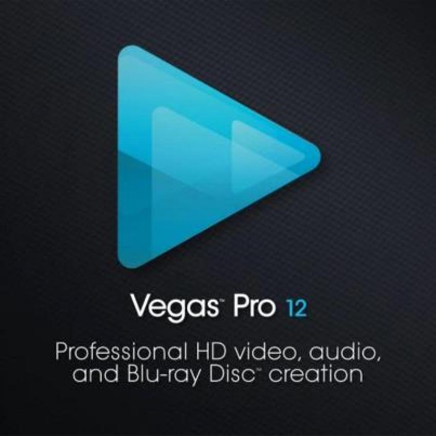Sony Vegas Pro v12.770 x64