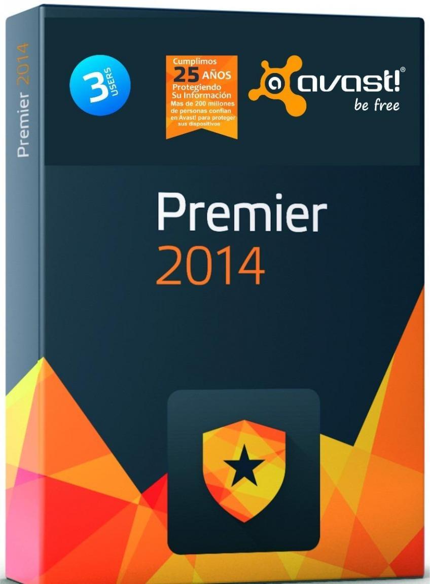 Avast! Premier 2014 x86-x64