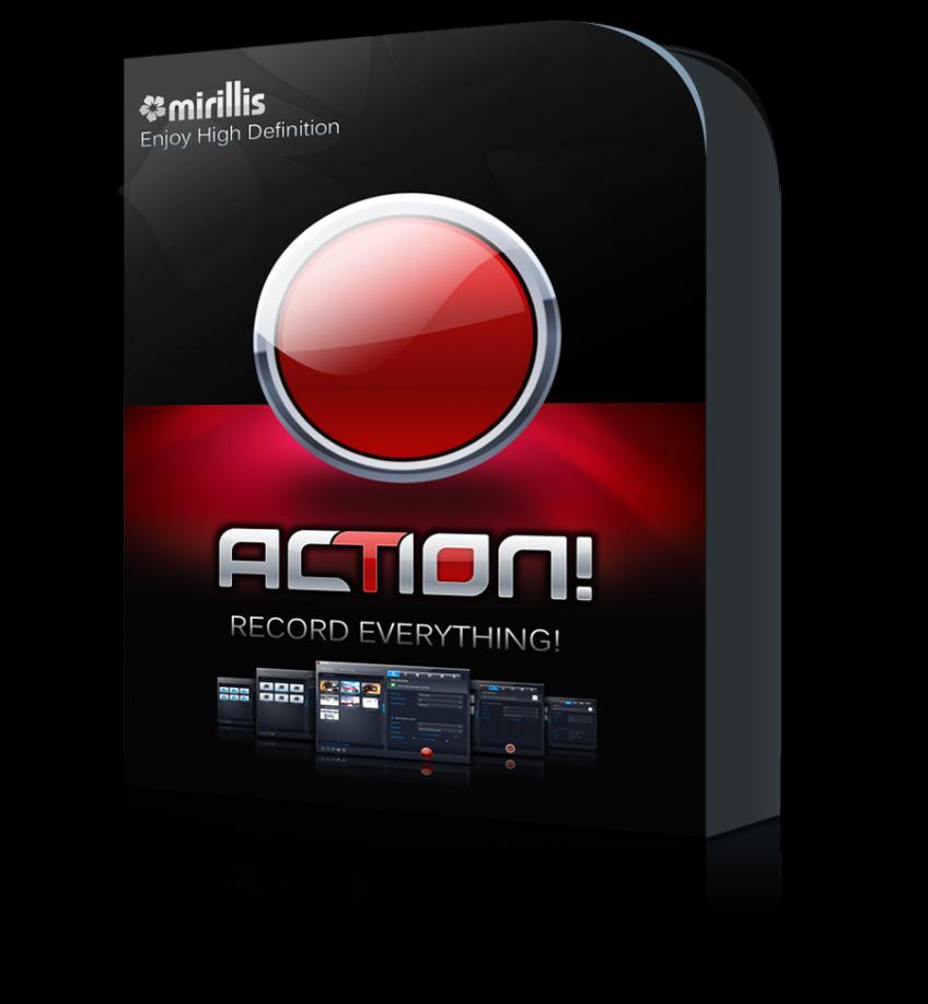 Mirillis Action! v1.24.3.0