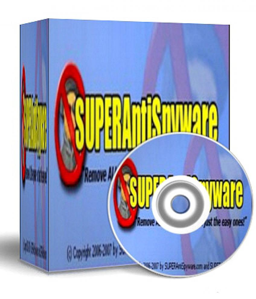 SUPERAntiSpyware Professional v6.0.1106