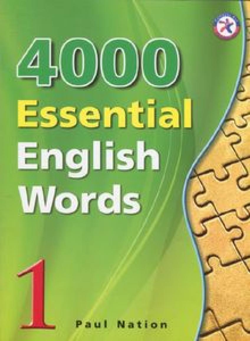 Paul Nation - 4000 Essential English Words 1