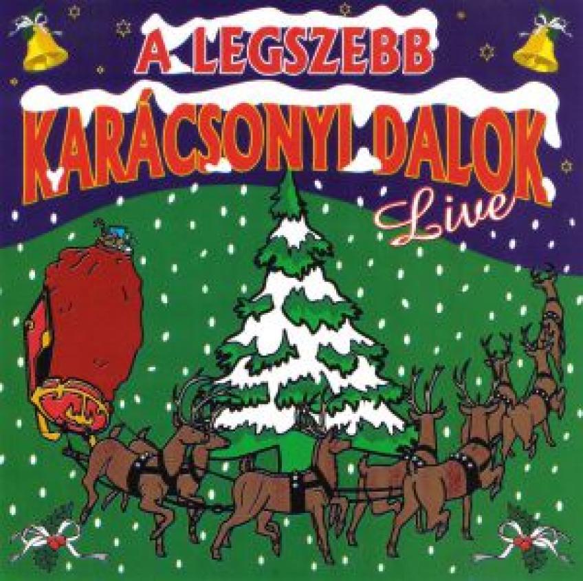 Hófehér karácsony - A legszebb karácsonyi dalok magyarul