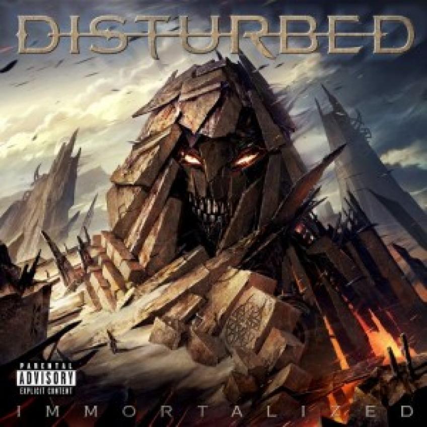 Disturbed - Immortalized - Deluxe Edition