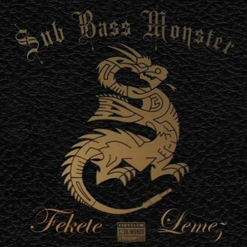 Sub Bass Monster - Fekete lemez