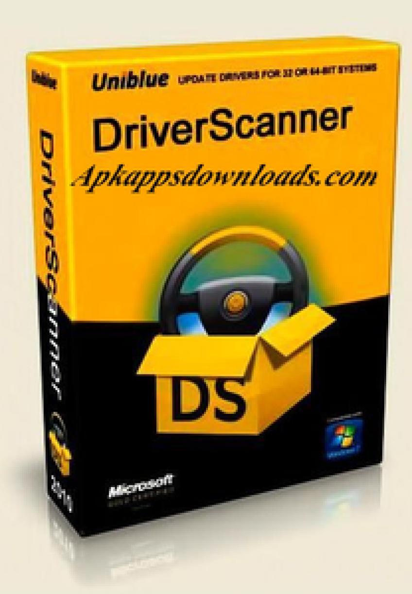 Uniblue DriverScanner 2015 v4.0.13.1