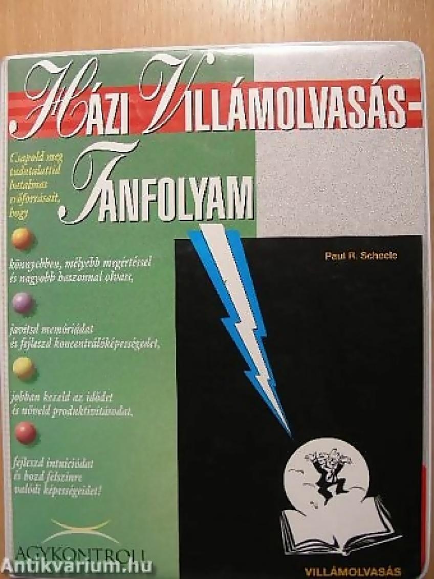Dr. Domján László - Házi Villámolvasás Tanfolyam