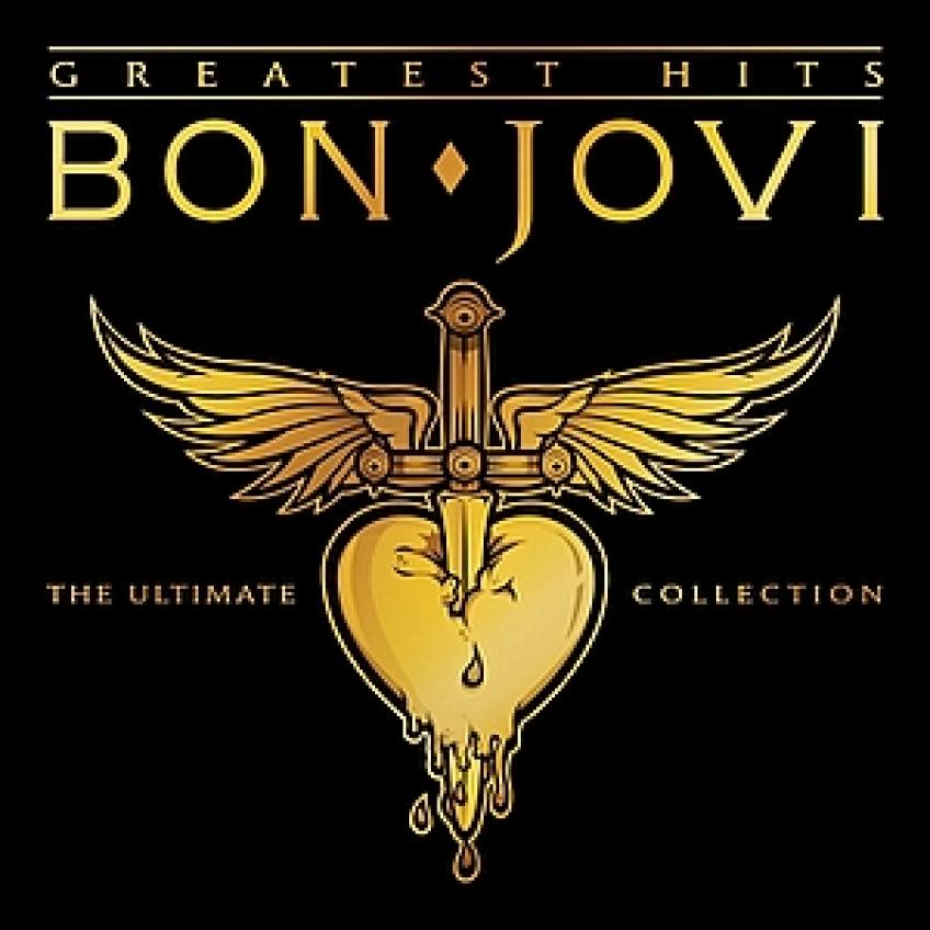 Bon Jovi - Greatest Hits - The Ultimate Collection