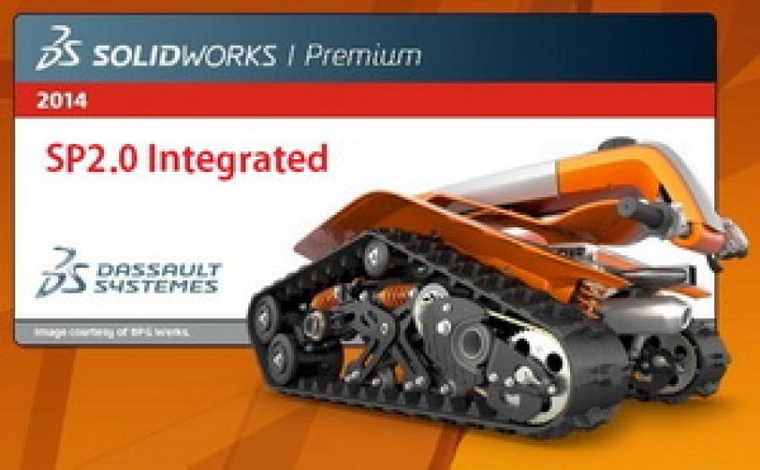 SolidWorks 2014 SP2.0 x86-x64