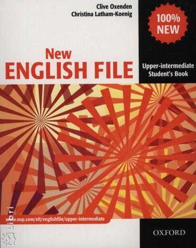 New English File (3rd edition) – Upper-intermediate