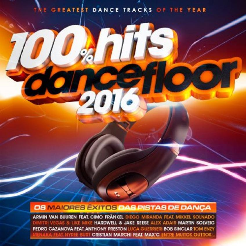 VA - 100% Hits Dancefloor 2016