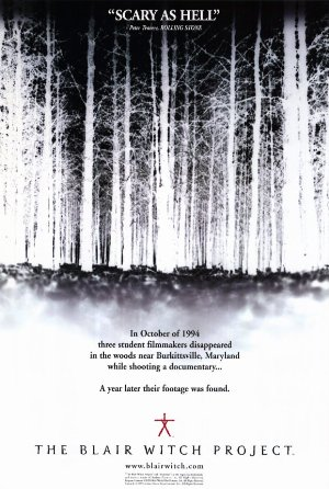 Ideglelés - The Blair Witch Project