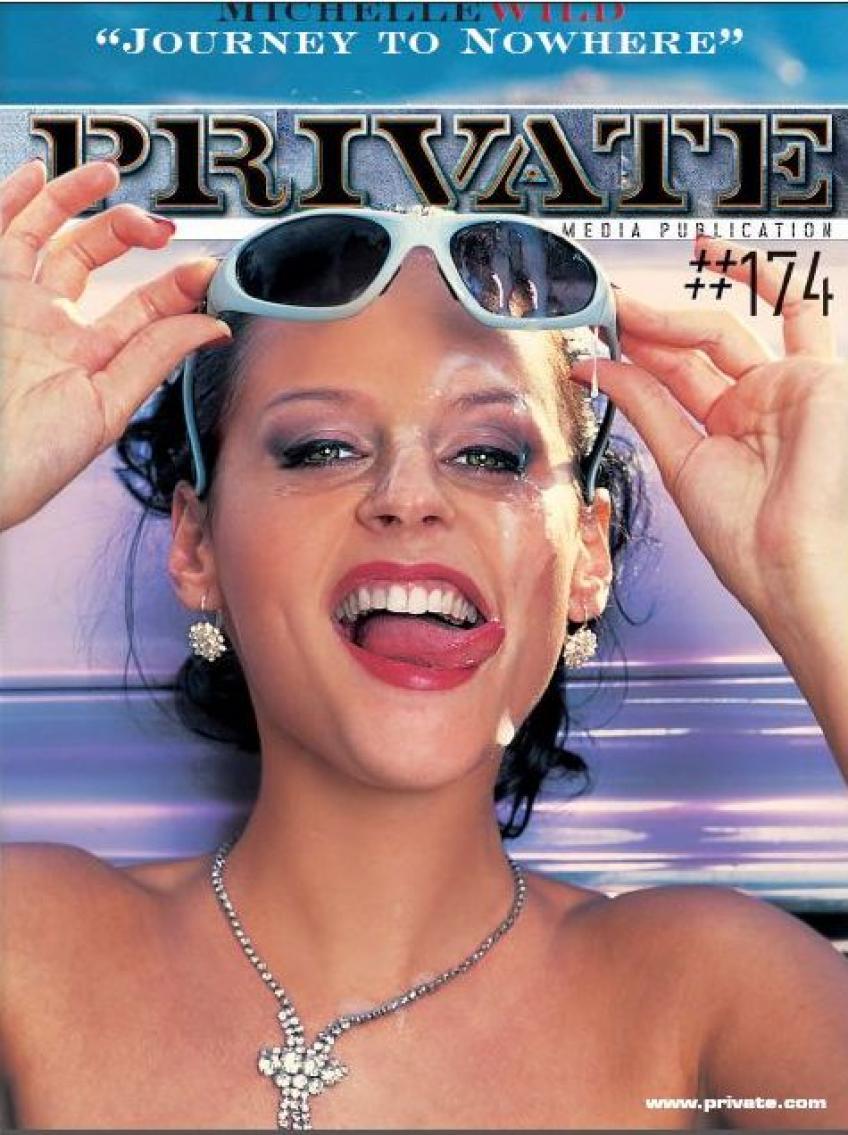 Michelle Wild - Private magazine 174.