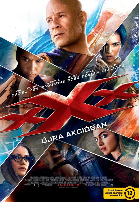 xXx: Újra akcióban