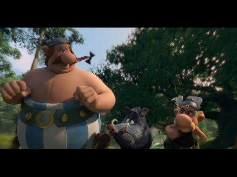 Asterix - Az istenek otthona