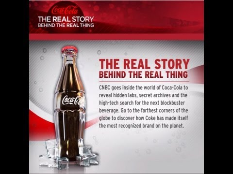 Coca-Cola: The Real Story Behind the Real Thing
