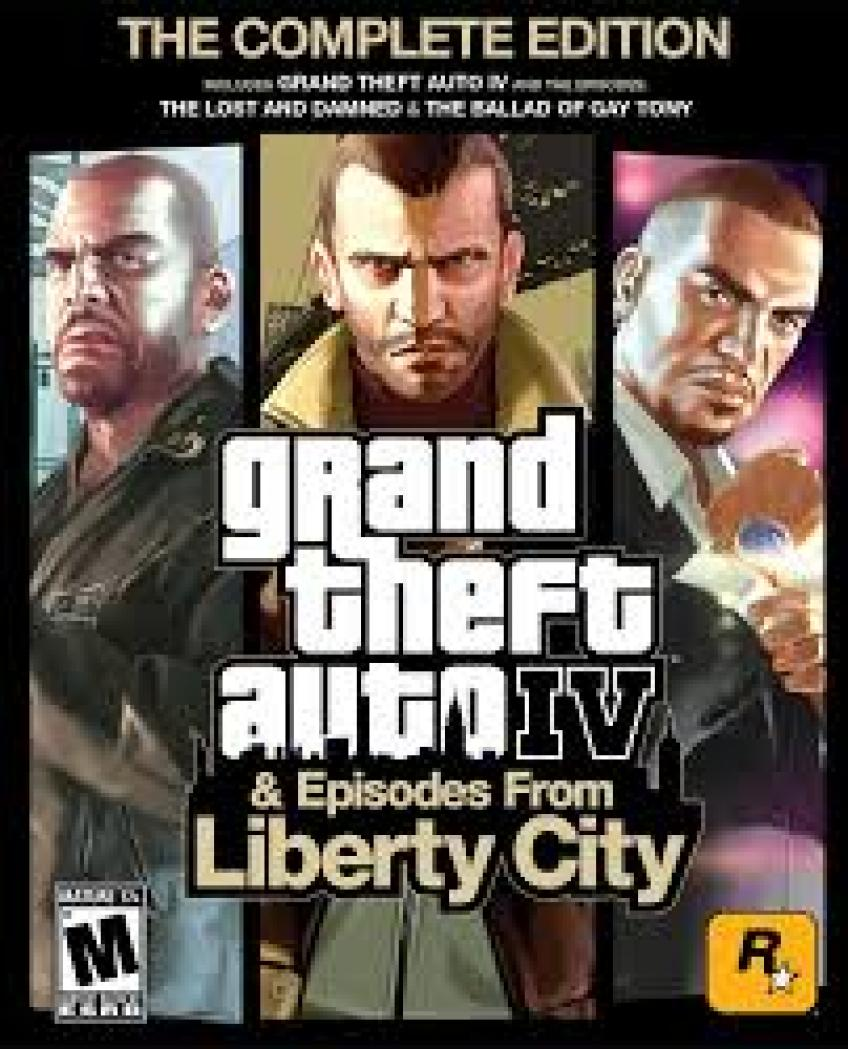 Grand Theft Auto IV Complete Edition and Updates