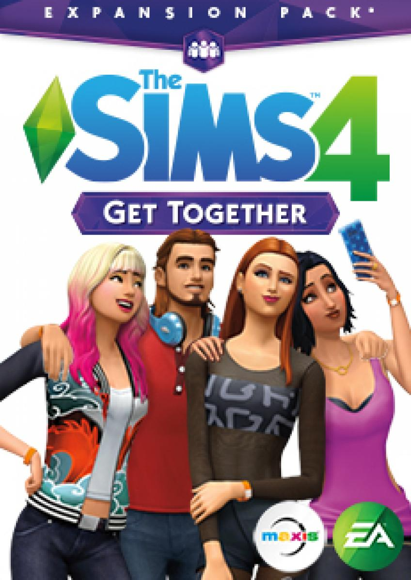 The.Sims.4.Get.Together.Addon-RELOADED
