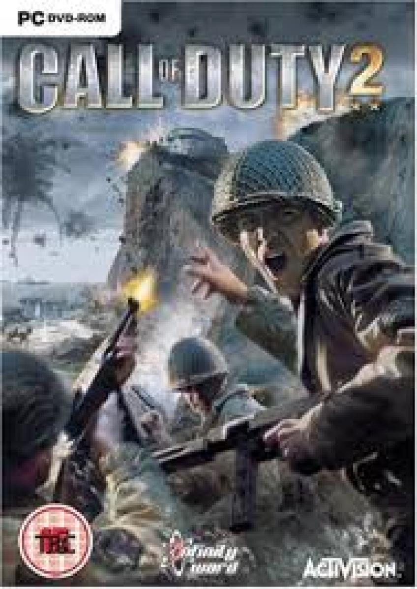 Call of Duty 2 GOTY