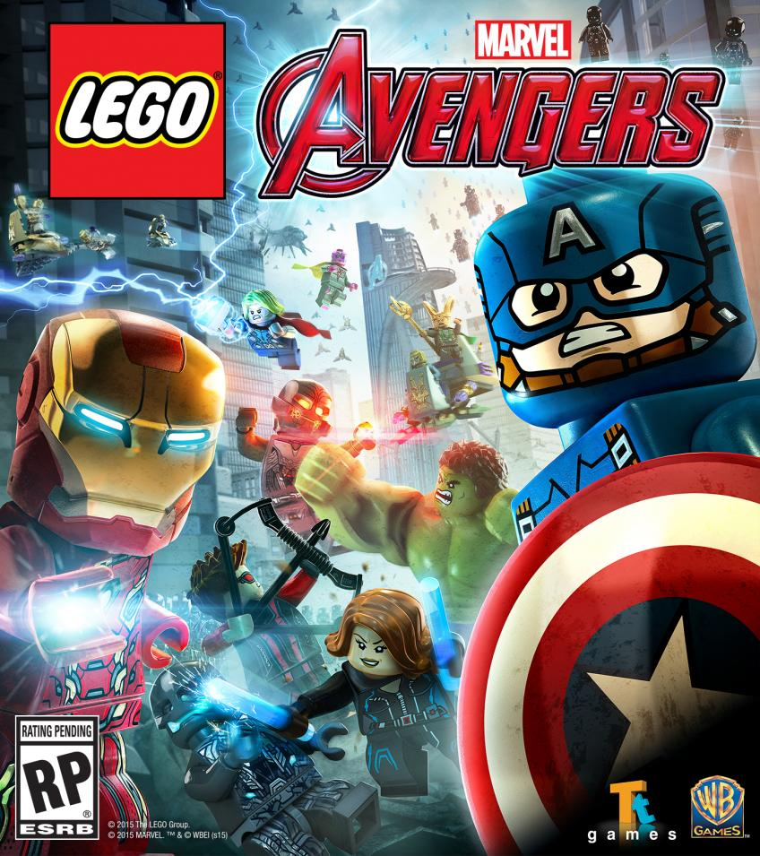 [XBOX360] Lego Marvel's Avengers