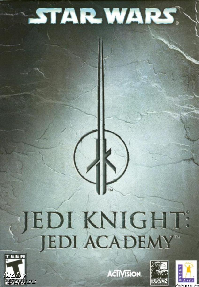Star Wars - Jedi Knight - Jedi Academy GoG
