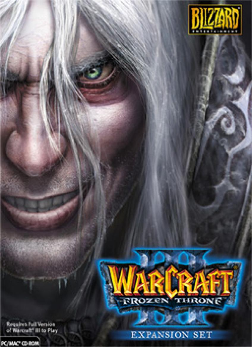 Warcraft 3 and The frozen throne