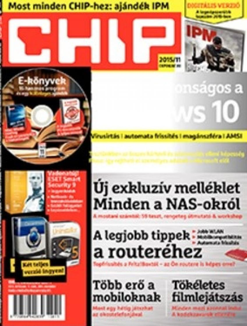 Chip magazin 2015 - 11.