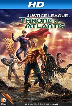 Az Igazság Ligája: Atlantisz trónja