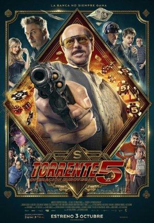 Torrente 5. - A kezdő tizenegy