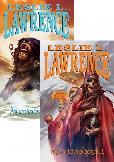 Leslie L. Lawrence - Múmiavadászok I.