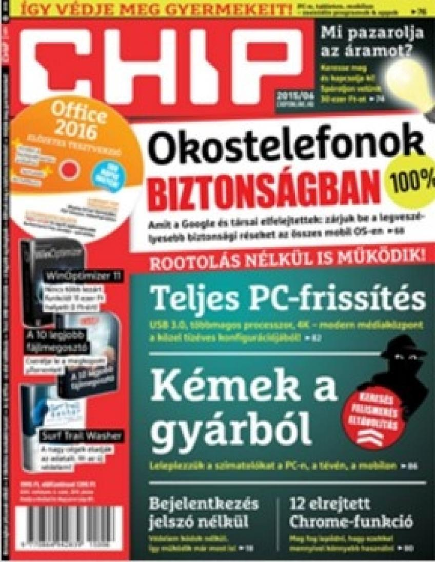 Chip Magazin 2015 - 06.