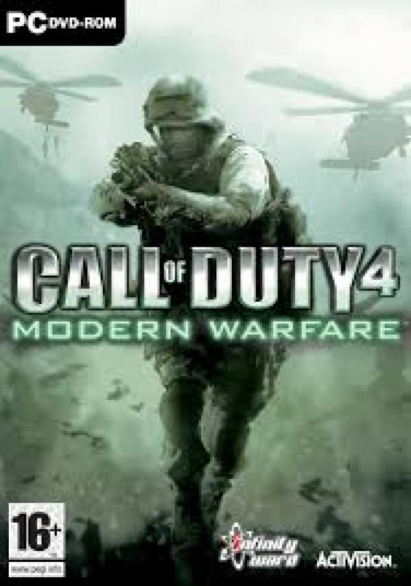 Call Of Duty 4 - Modern Warfare v1.7