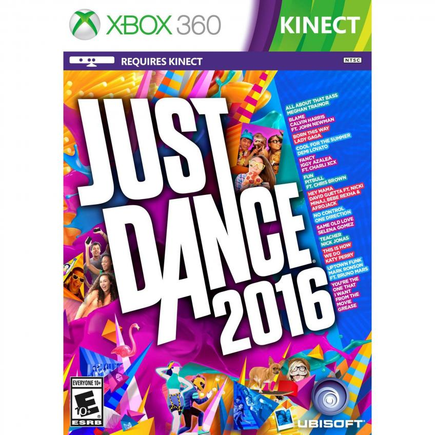 [XBOX360] Just Dance 2016